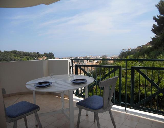 Location vacances Appartement - Roquebrune Cap Martin - RC150-B01-terrasse_low